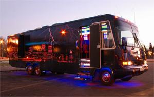 party bus вечеринка на колесах